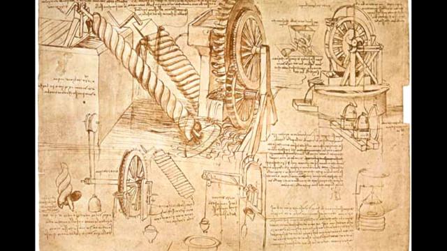 Exposition : Léonard de Vinci et ses réalisations