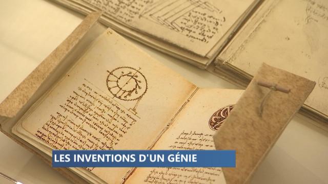 Leonardo Da Vinci, les inventions d'un génie.