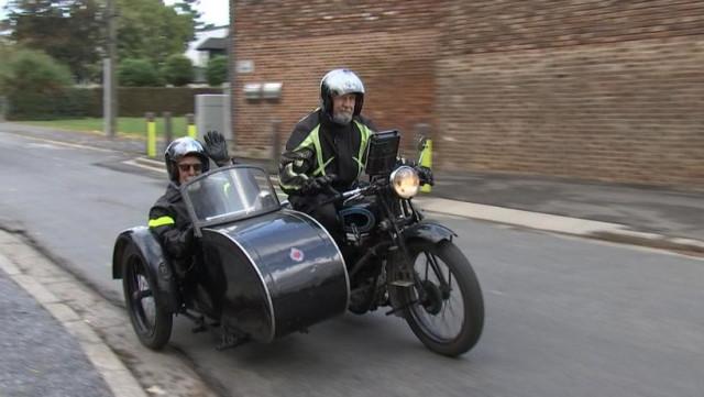 """Les 100 ans des motos """"Gillet Herstal"""""""
