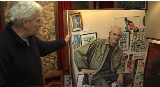 Les 100 sexes d'artiste de Jacques Charlier à Paris