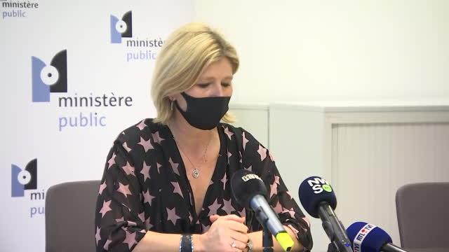 Liège: les 3 policiers inculpés nient les viols et n'étaient pas dans le Carré