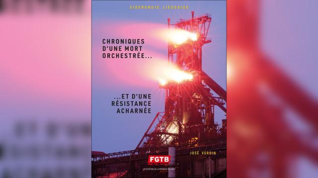 Les combats de la sidérurgie liégeoise .