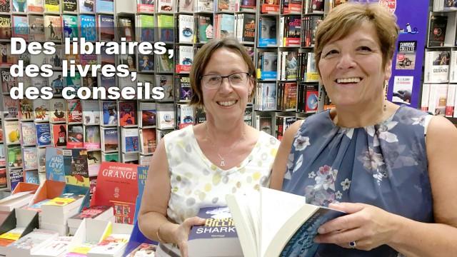 Les conseils de lecture des libraires de la région #2