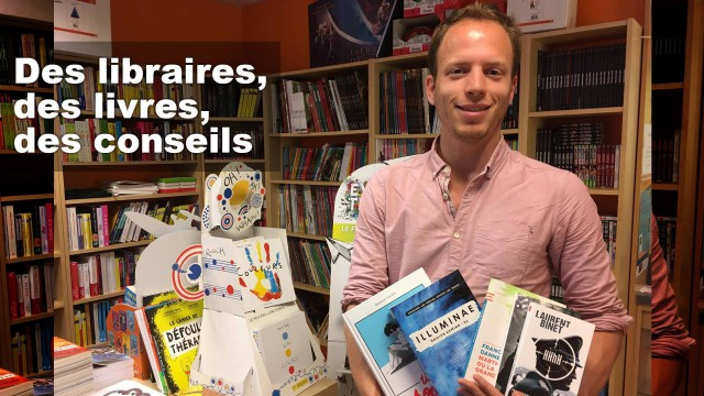 Les conseils lecture de nos libraires #7 Direction Hannut
