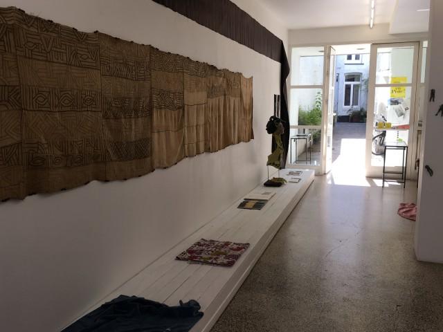 Les Drapiers exposent leur collection privée