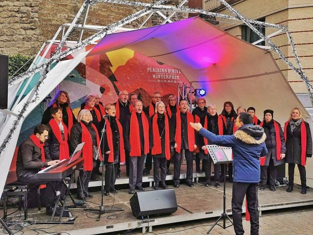 Les Erato Singers vous propose un Noël Jazz