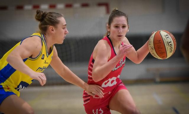 Les Liège Panthers s'éloignent du haut du classement