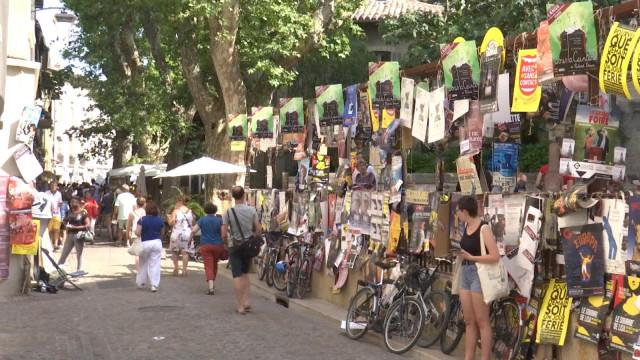 Les Liégeois en grand nombre au festival d'Avignon