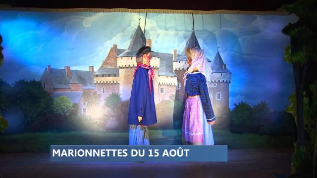 Les marionnettes liégeoises au programme du 15 août