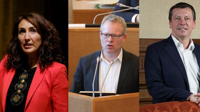 Les ministres liégeois des nouveaux gouvernements
