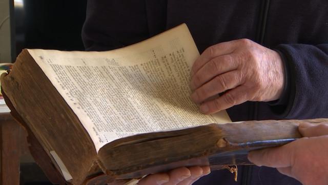 Les mystères de la vieille bible de Remicourt