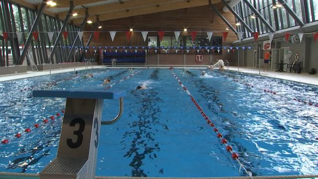 Les nageurs peuvent à nouveau pratiquer leur sport !