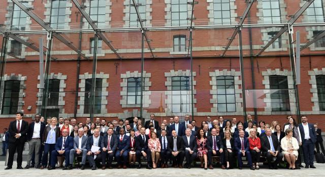 Les nouveaux députés ont prêté serment au Parlement Wallon