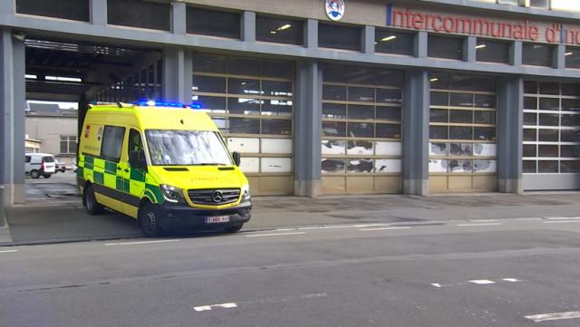Les patients Covid augmentent la charge de travail des ambulanciers