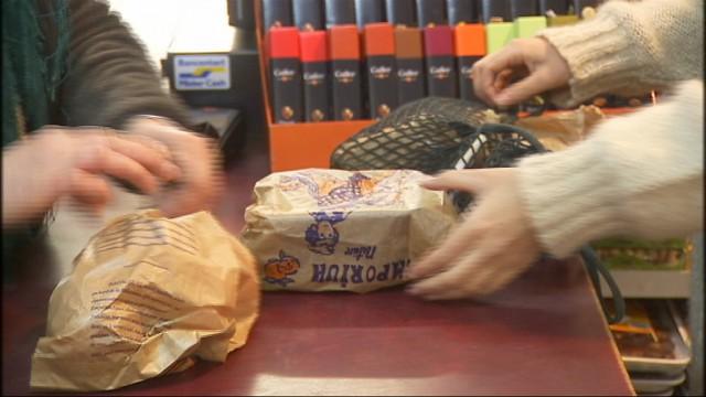 Les petits commerçants et l'interdiction des sacs plastiques