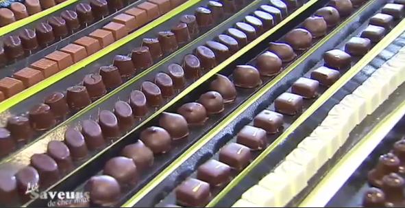 Saveurs de chez Nous  : manier le chocolat