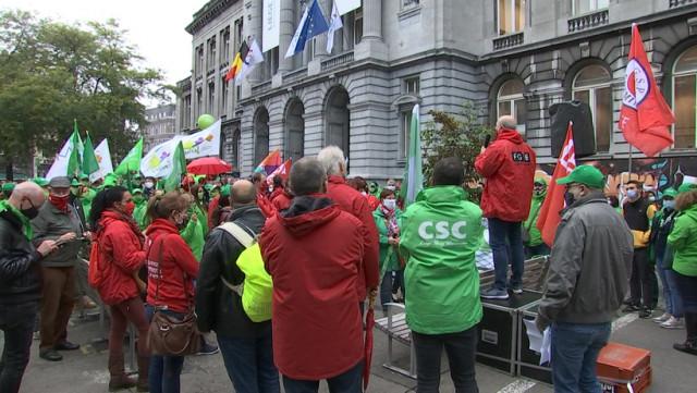 Les syndicats se mobilisent pour des allocations sociales renforcées