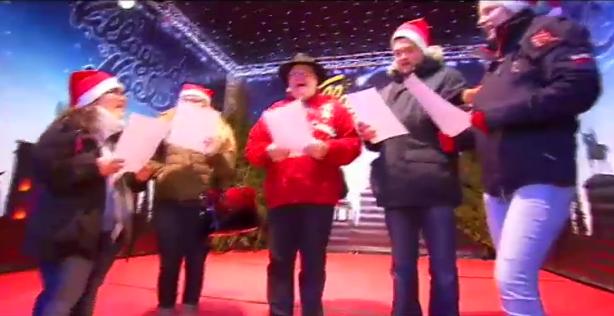 Les testeurs : Le village de Noël (3)