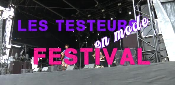 Les Testeurs: Nandrin festival (1)