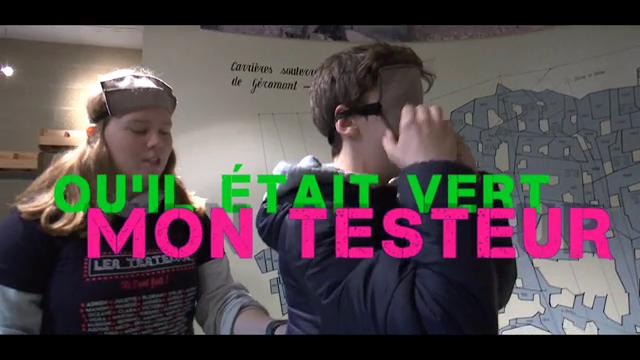 Les testeurs : Qu'il était vert mon testeur (2)