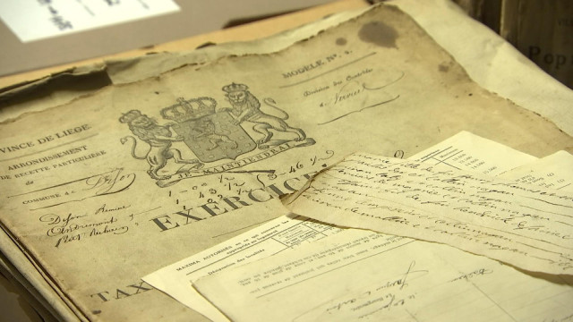 Les trésors des Archives de l'Etat