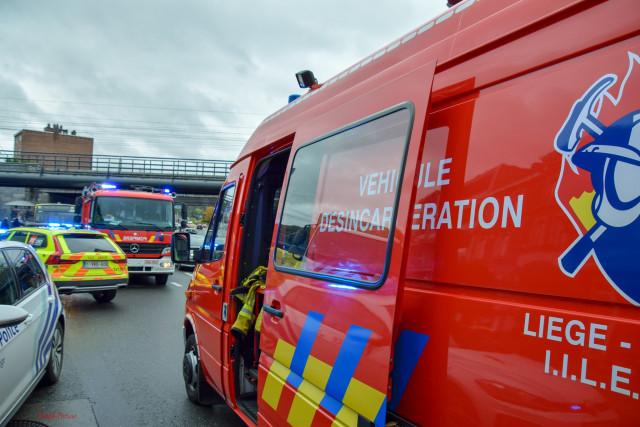 Les zones de secours coûteront 45 millions d'euros à la province de Liège d'ici 2024