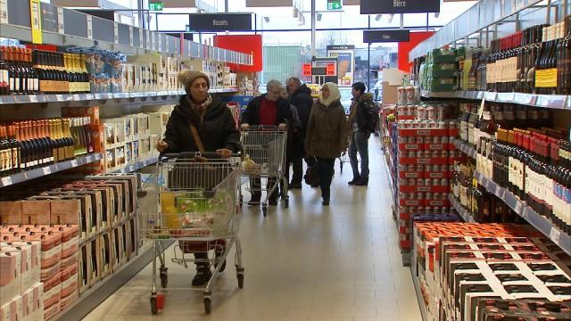 Herstal: des magasins toujours plus grands et plus nombreux