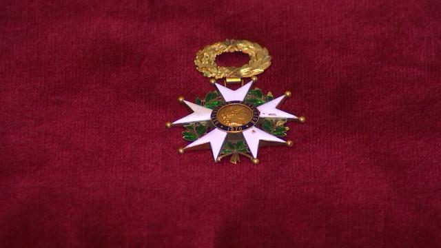 Liège décorée de la Légion d'honneur depuis 100 ans