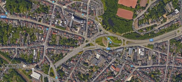 Liège : 25 millions pour le quartier Ste Marguerite