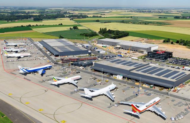 Liège Airport : année record pour le fret