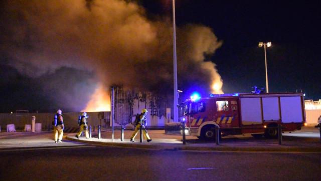 Liège Airport : ce qui s'est passé lors de l'incendie de mercredi soir