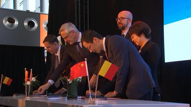 Alibaba et Liège Airport : c'est signé !