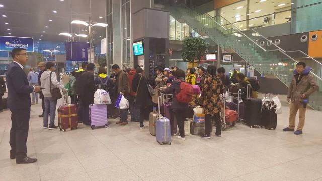 Liège Airport : les touristes chinois sont de retour