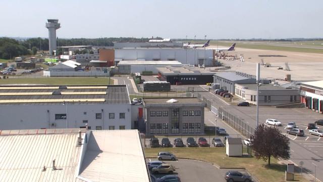 Liege Airport positive malgré sa rétrogradation par le transporteur américain