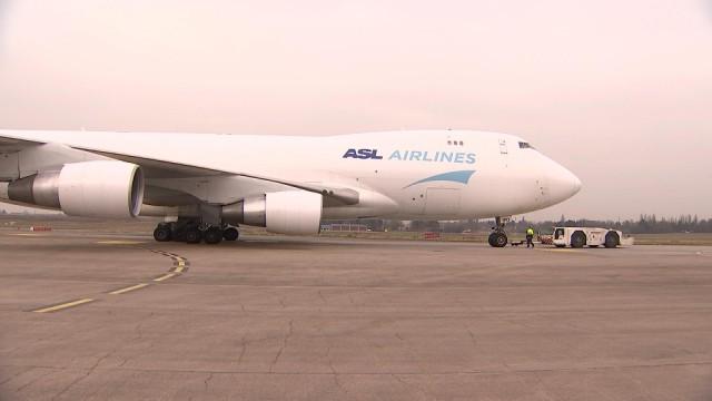Liège Airport : record historique pour l'activité cargo en 2017