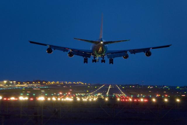 Liège Airport : vols de nuit traités par les contrôleurs allemands