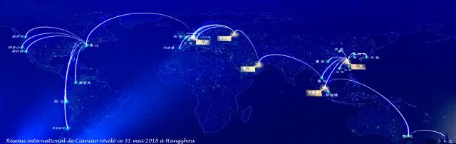 Important accord e-commerce pour Liège Airport