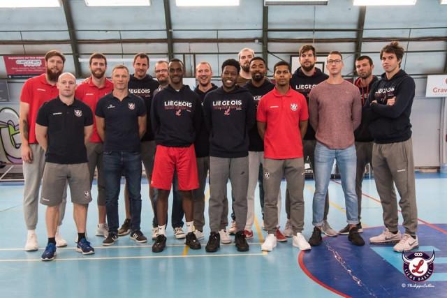 Liège Basket: l'exode de joueurs américains continue...