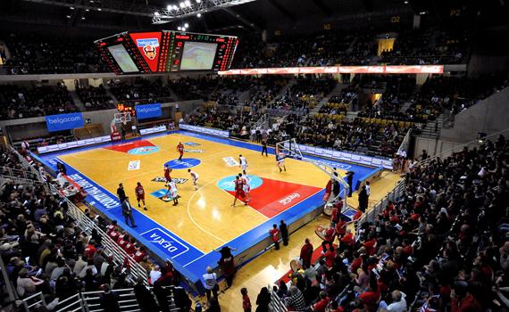 Liège Basket lanterne rouge