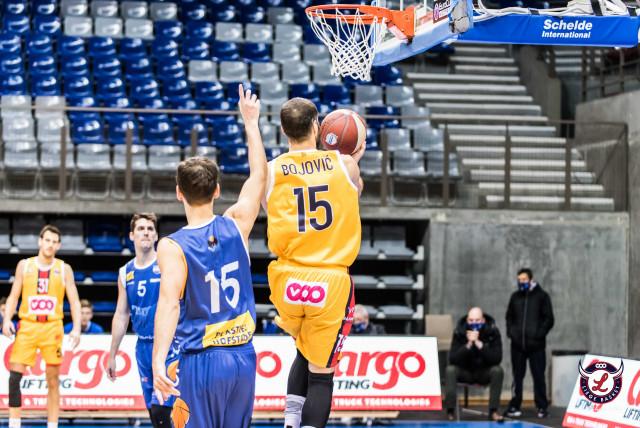 Liège Basket: quand élimination rime avec amélioration