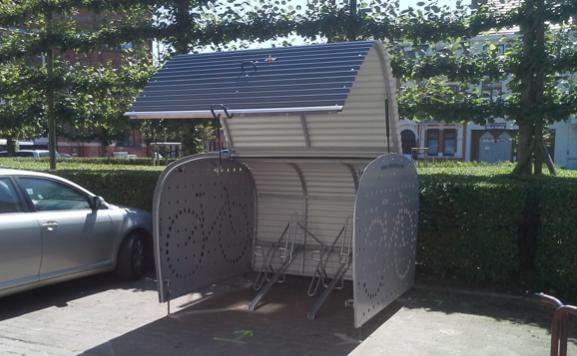 Liège : bientôt des box sécurisés pour les vélos