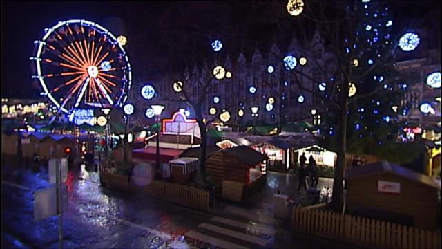 Liège, Capitale Européenne de Noël 2018