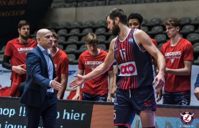 Liège décroche son premier succès de la saison