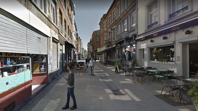Liège : deux blessés par une voiture dans un piétonnier