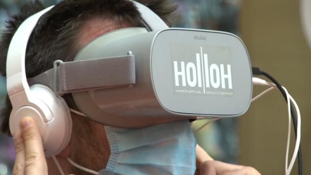 Liège en immersion dans la réalité virtuelle