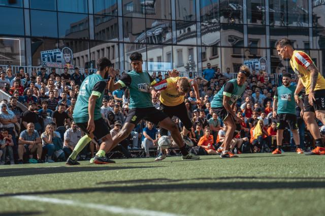 Liège Guillemins abritera la finale du tournoi Neymar Jr's Five