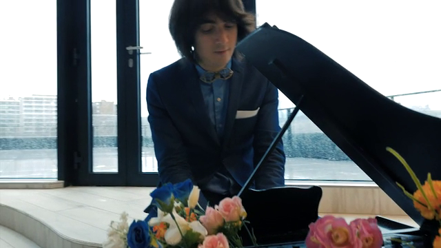 Liège is Awesome - 20190314 - Newton Lawrence, mini-pianiste