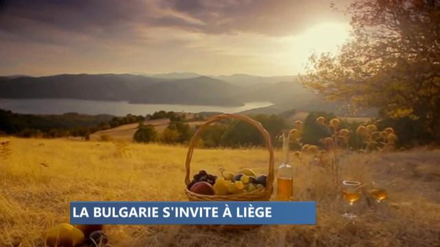 Liège : l'ambassadeur bulgare fait découvrir son pays