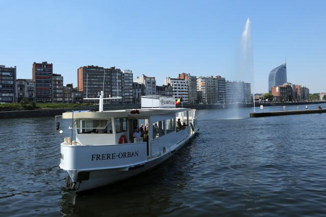 Liège : la navette fluviale jusqu'en 2030