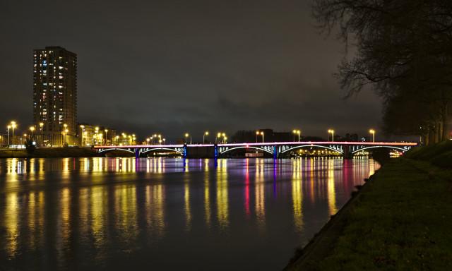 Liège: le pont Atlas fermé quatre jours pour les travaux du tram